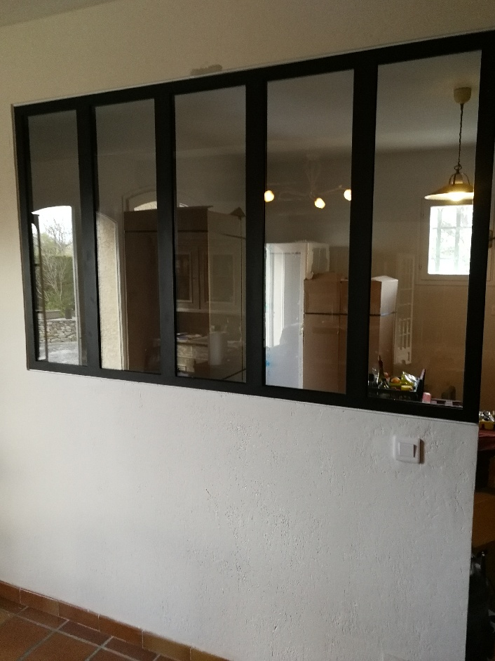 Fenêtres Portes Fenêtre Aluminium Sorgalu Tertiaires Et